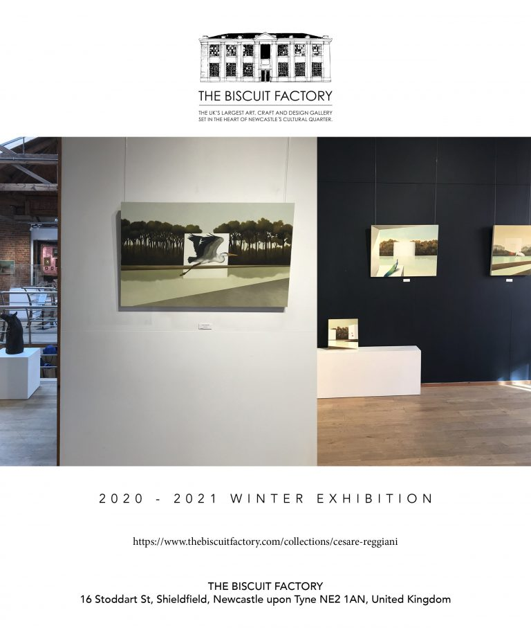 the biscuit factory winter exhibition 2021