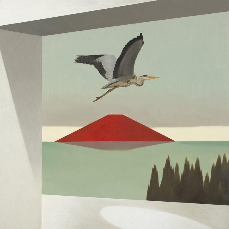 Luogo dorigine Olio su tela 80x80 cm 2011